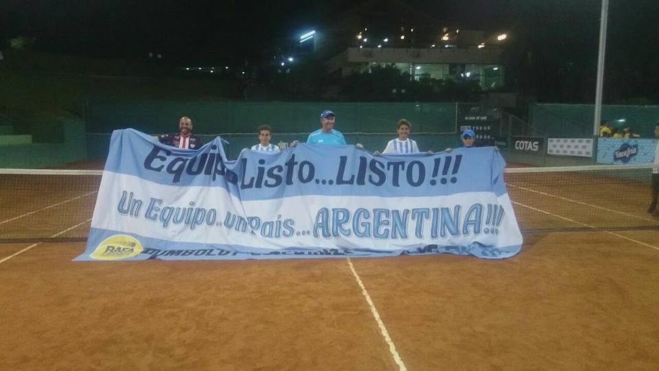 Argentina campeón de la mano de Nico Eli