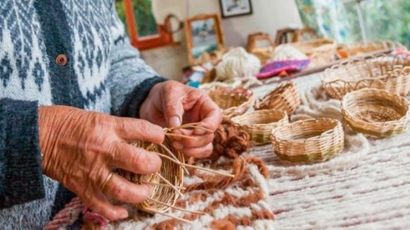 Este fin de semana habrá un encuentro nacional de artesanos en la plaza San Martín