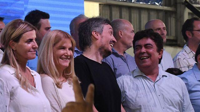 """Marisa Fassi fue protagonista del """"congreso de la unidad"""" del PJ bonaerense"""