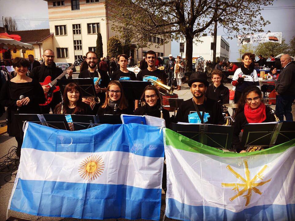 Mirá las fotos de la Orquesta Escuela en Europa