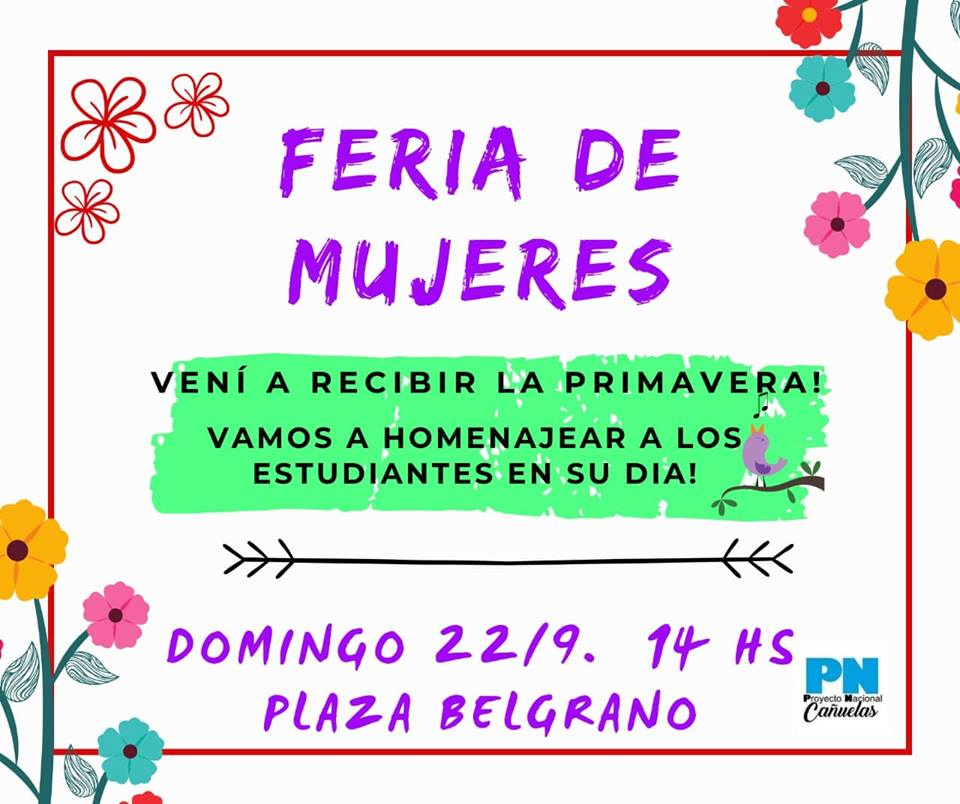 Flyer Primavera 2019