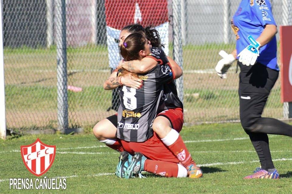 Histórico debut de Cañuelas en Fútbol Femenino