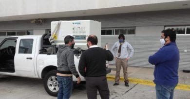 El Hospital Néstor Kirchner realizará test de COVID-19.