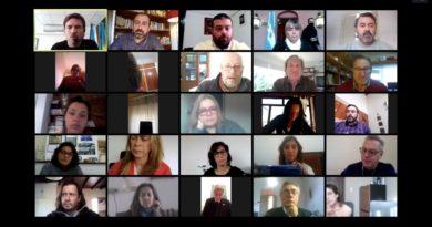 2do. Encuentro virtual de funcionarios de Cultura y Turismo.