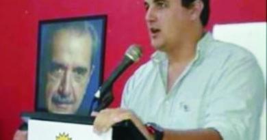 Actualidad: Leo Iturmendi dirigente de la UCR