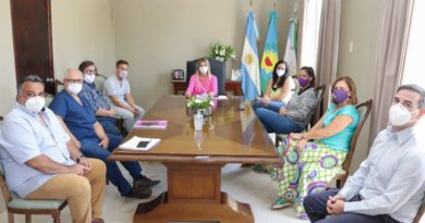 Cañuelas tiene 21 personas internadas en terapia por Covid, alcanza al 84,4% de las camas.