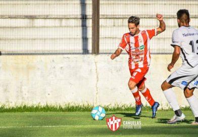 El pasado domingo le ganó Red Madrid por 2-0 a Cañuelas ambos jugaron con equipos alternativos.