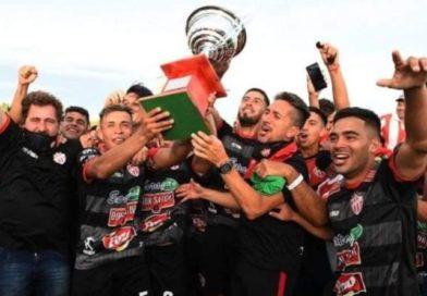 El Tambero ascendió por primera vez a la Primera B Metropolitana hecho histórico para el deporte local.